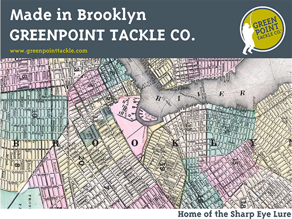 Greenpoint Tackle Brooklyn Derby flyer